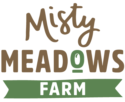 Logo Misty Meadows Farm